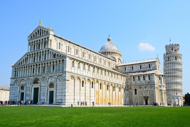 Exclusive Private Half Day Shore Excursion from Livorno port to Pisa