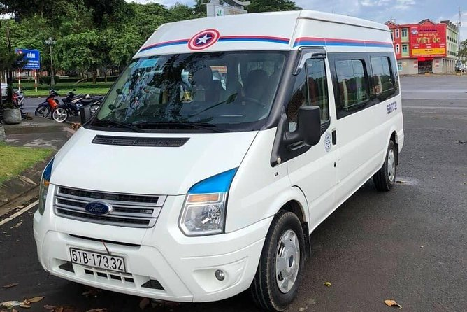 Private Transfer From Ho Chi Minh To Mui Ne (16 seater car)
