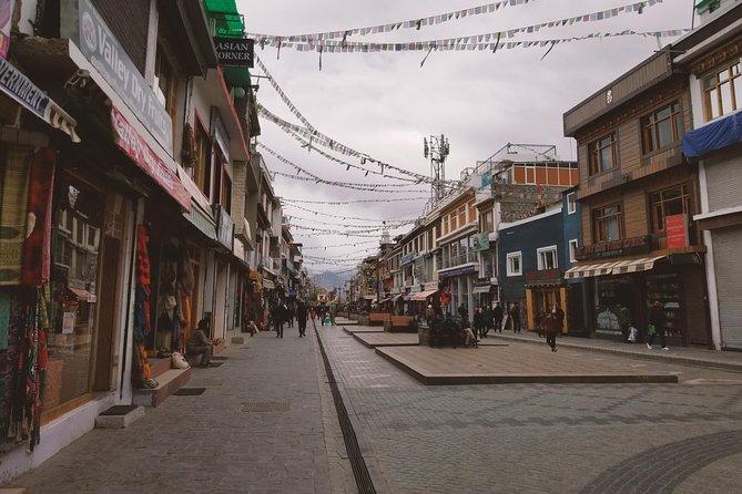 Audio Guided Tour of Leh Bazaar – Life in Leh