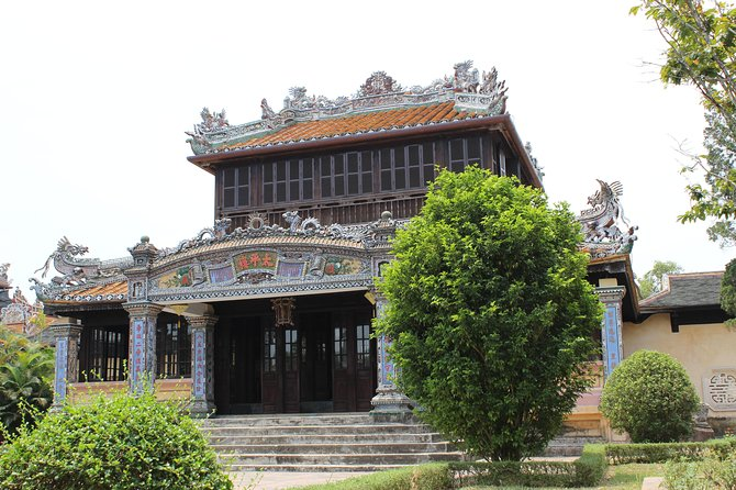 Private Hue Imperial City Tour From Hoi An or Da Nang with a Tour guide photo 8