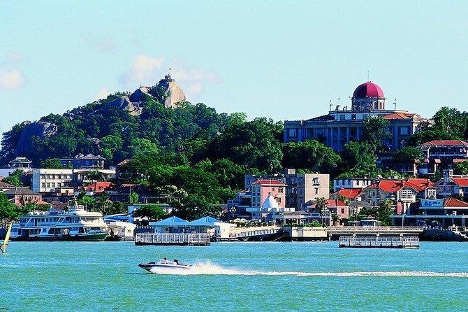 Xiamen Private Day Tour Include Gulangyu Island and Botanic Garden