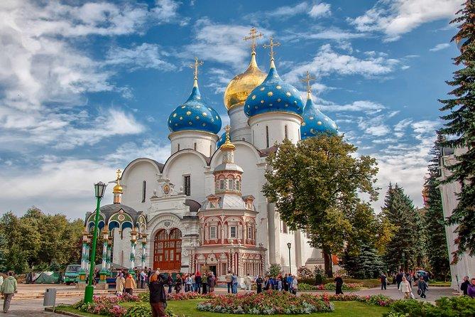Sergiyev Posad Monastery visit
