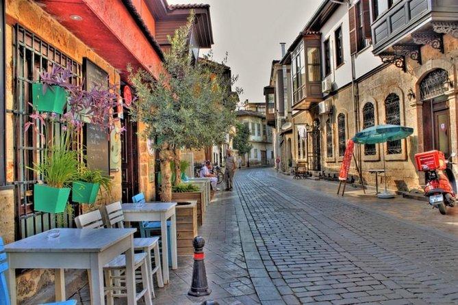 8 Days Istanbul Antalya Tour - ANT1