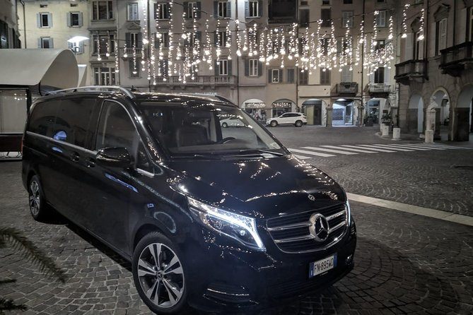 Fiumucino Rome Airport (FCO) – Terracina / Private Arrival Van Transfer