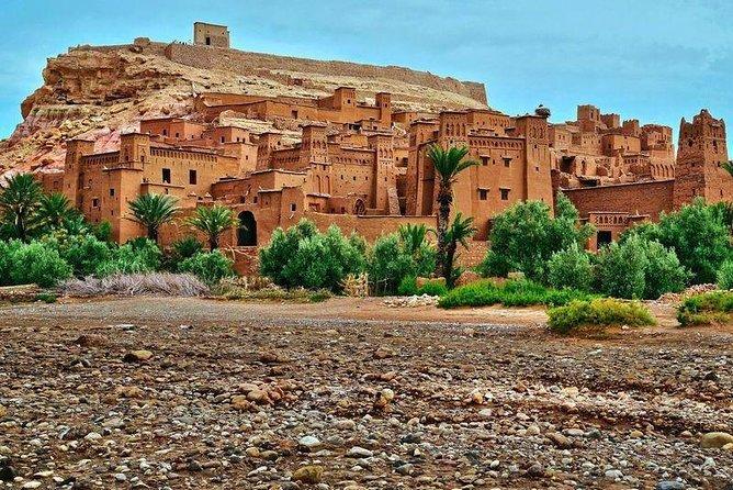 Marrakech to Fez 4-day desert tour