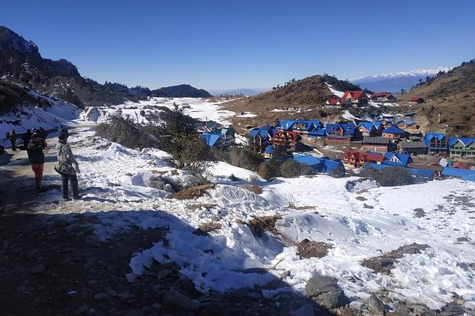 3 Days Kalinchowk Trekking From Kathmandu photo 3