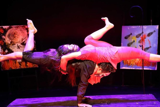 The Cambodia Circus, Phare At 19:00 PM photo 7