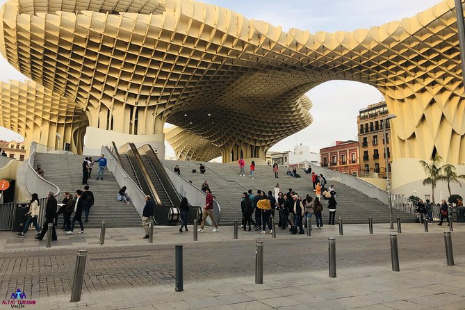 Seville With a View - Private Tour