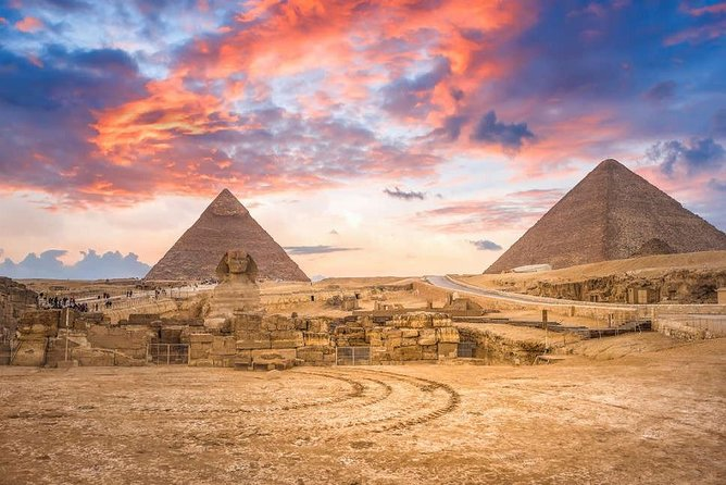 Package Tour For 8 Days In Egypt