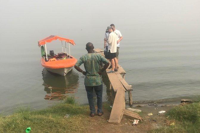 Boat Cruising At Lake Bosomtwe, Sightseeing, Horse Riding & Kayaking Tour.