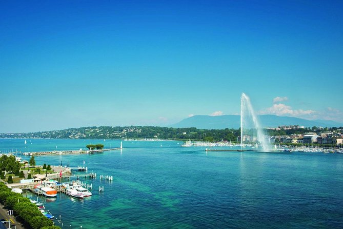 Annecy and Geneva private sightseeing tour