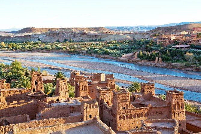 """Day trip to Hollywood of Africa """"Ouarzazate"""" From Marrakech"""