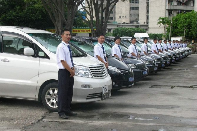 Shenzhen Car Rental - Airport Pickup & Drop Off, Business & Tourism Vehicles