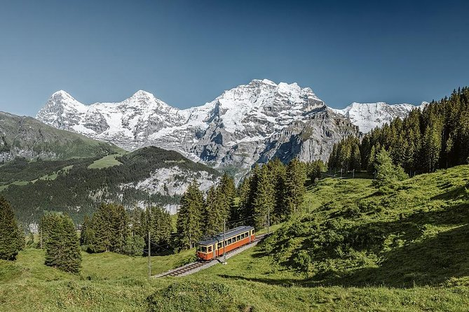 Private Interlaken Day trip with optional Jungfrau and Schilthorn