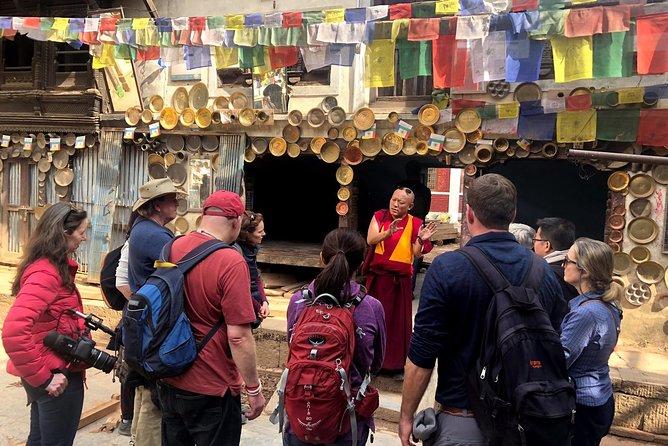 Old Kathmandu Walking Day Tour