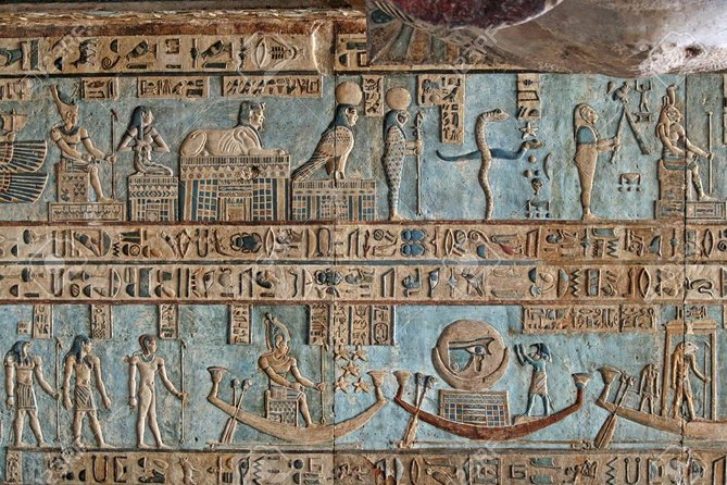 Day Tour to Dendera and Abydos Temples in Egypt