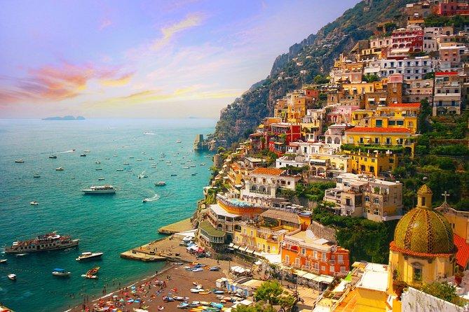 VIP Gold Coast private tour- Amalfi coast