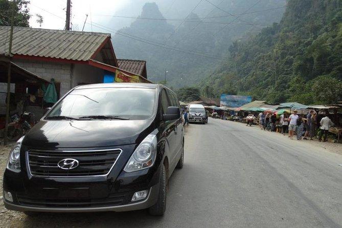 private transfer Vang vieng to luang prabang
