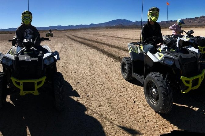 Hidden Valley and Primm Extreme ATV Tour photo 10