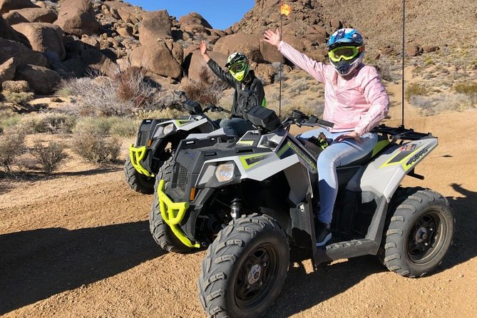 Hidden Valley and Primm Extreme ATV Tour photo 14