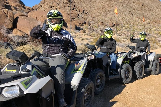 Hidden Valley and Primm Extreme ATV Tour photo 1