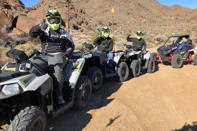 Hidden Valley and Primm Extreme ATV Tour photo 3