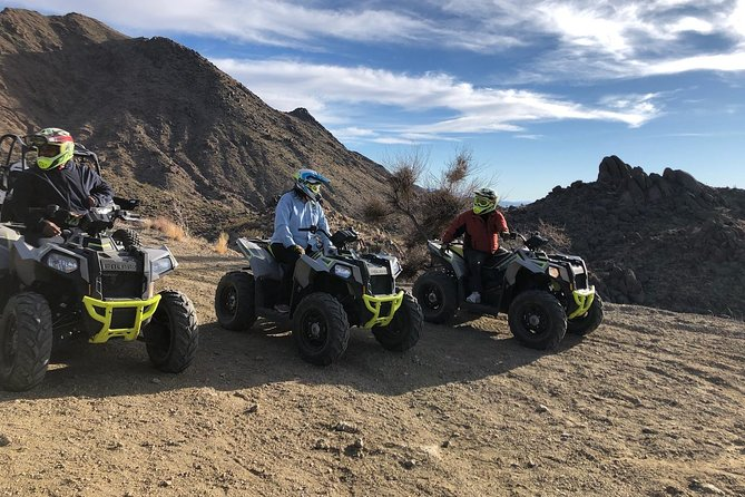 Hidden Valley and Primm Extreme ATV Tour photo 16