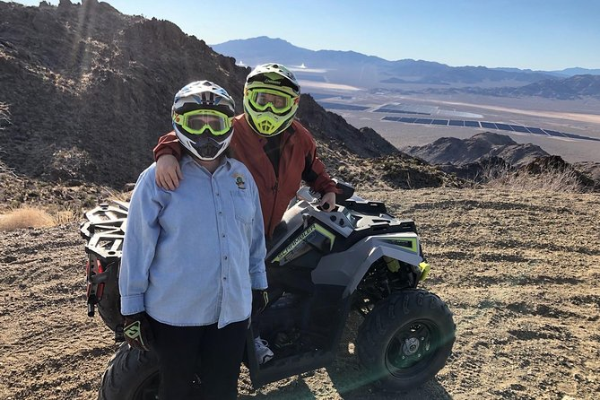 Hidden Valley and Primm Extreme ATV Tour photo 21