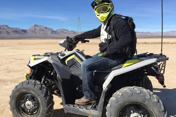 Hidden Valley and Primm Extreme ATV Tour photo 23