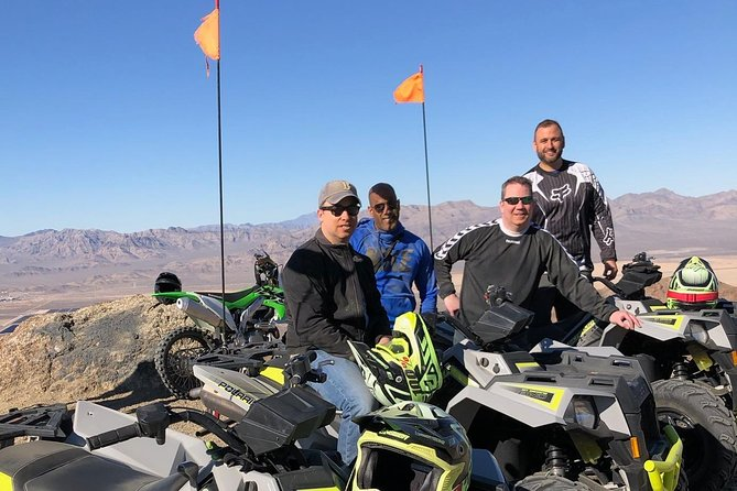 Hidden Valley and Primm Extreme ATV Tour photo 18