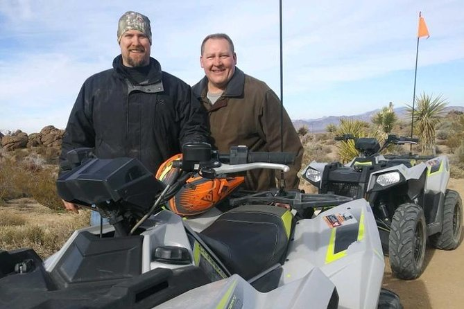 Hidden Valley and Primm Extreme ATV Tour photo 11
