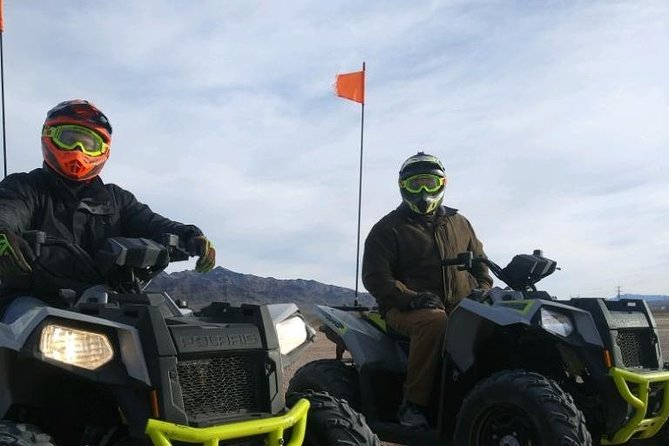 Hidden Valley and Primm Extreme ATV Tour photo 27