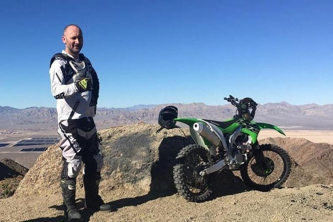 Hidden Valley and Primm Extreme Dirt Bike Tour photo 20