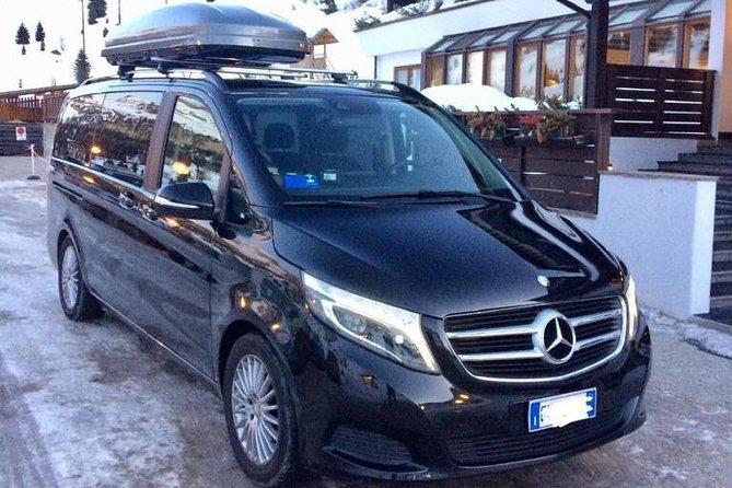 Rome – Ladispoli / Private Van Transfer