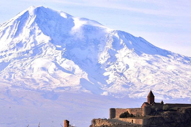 Enlightened Armenia Tour (Ejmiatsin, Khor Virap, Noravank, Areni)