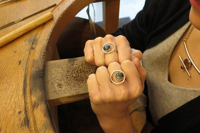 Discover the manufacturing secrets of a jewellery workshop! photo 8