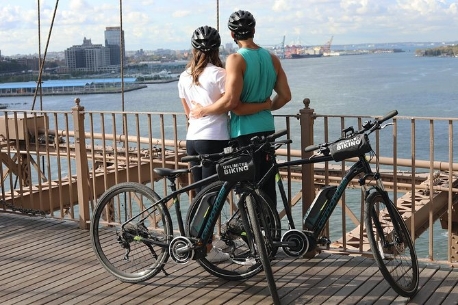 NYC Electric Bike Rentals