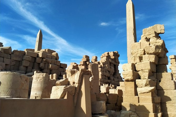 Day tour east Bank karnak and Luxor temples