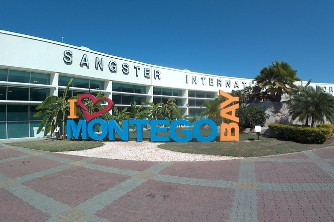Sangster International Airport Transfer to Hotels (MBJ) Montegobay Jamaica