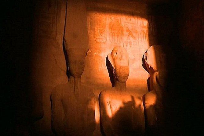 FROM ASWAN:TOUR TO ABU SIMBEL TEMPLE BY CAr