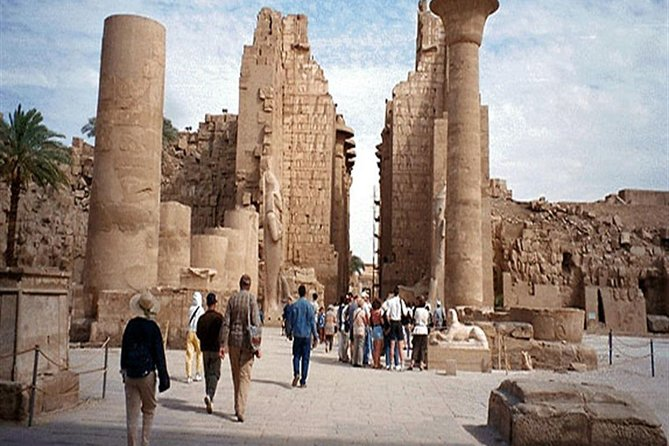 Private -Day Tour to Luxor East and West Banks