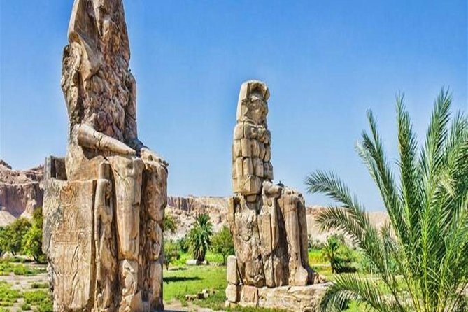 Day Tour to Luxor East and West Banks