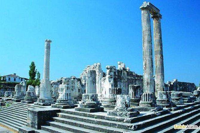 5 Day tour of Ephesus, Miletus - Priene - Didyma and Pamukkale / By Bus - YK079