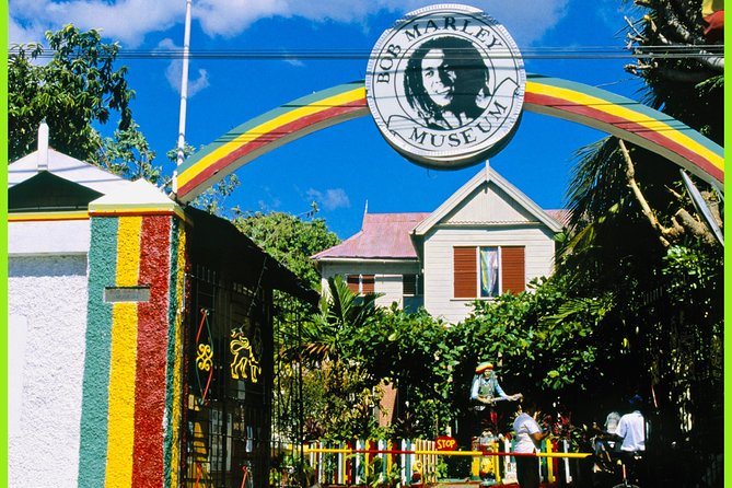 Bob Marley Museum / Devon House / Tracks and Records, Kingston Cultural Tour