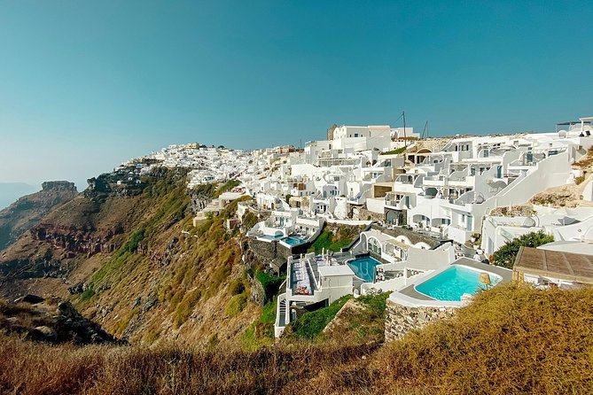 Santorini Highlights and Wine Tasting - Private Tour