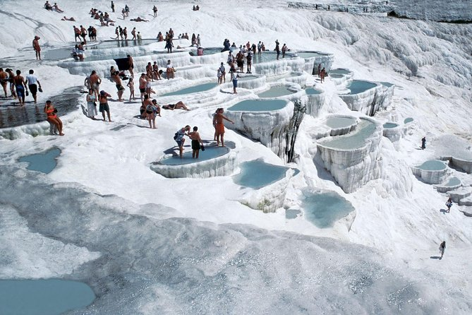 Private Pamukkale tour from Fethiye photo 1