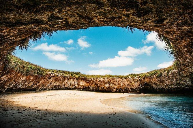 Hidden Beach - Marietas Islands