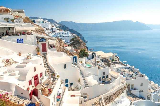 Half-Day Private Guided Sightseeing Tour in Santorini