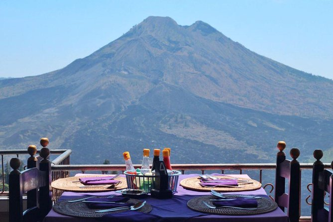 Private Bali Full Day Car Charter - Ubud and Kintamani Volcano Tour
