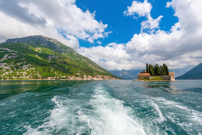 Lady of the the Rocks and Blue Cave Kotor Boat Tour